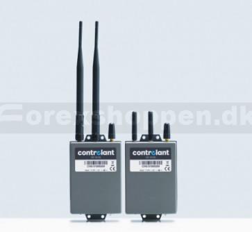 Controlant temperaturovervågning, GSM modtager