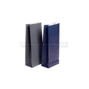 Gavepose 4 blå/grå