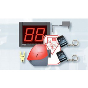 Manuelt Turn-O-Matic nummersystem