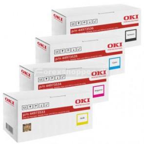 Toner Oki 46490606 magenta 6K